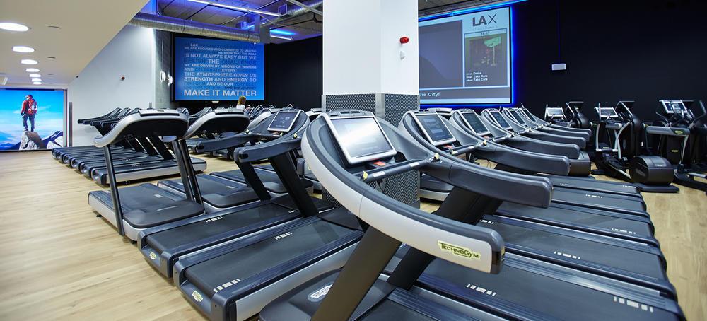 Lax-Gym
